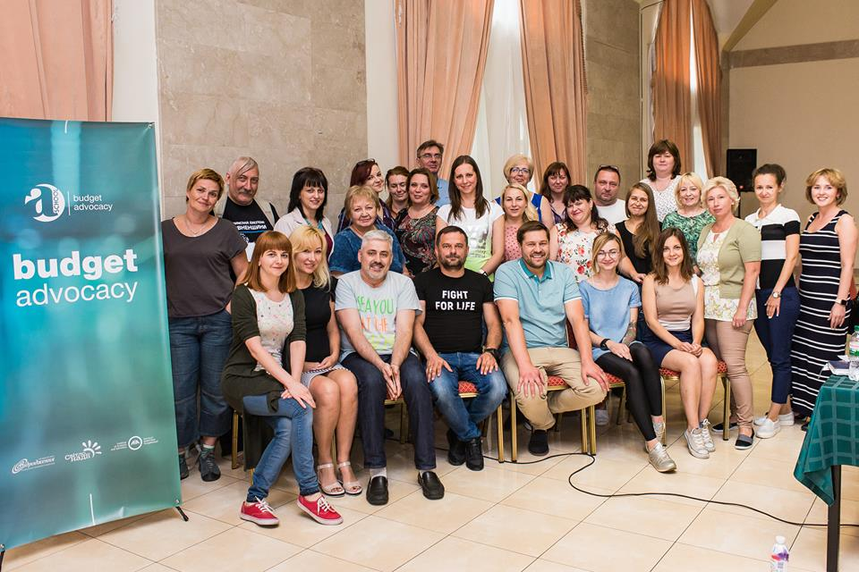 Budget Advocacy School for palliative care took place in Kyiv
