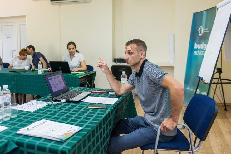Budget Advocacy School for TB Community took place in Kyiv