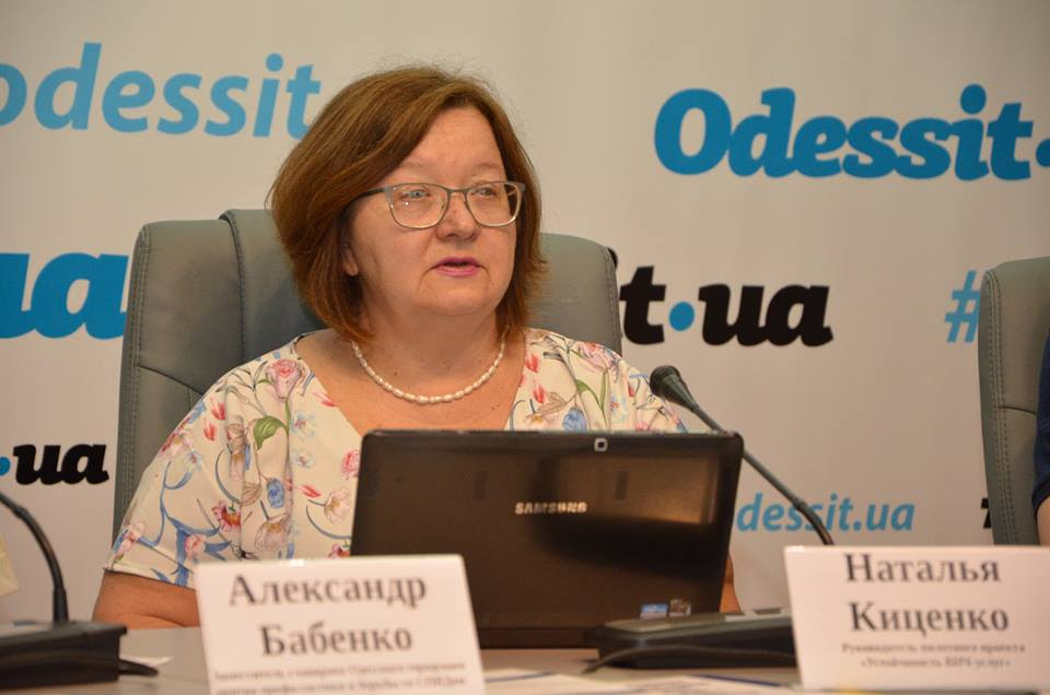 For the first time the procurement of NGO social services took place in Odessa region