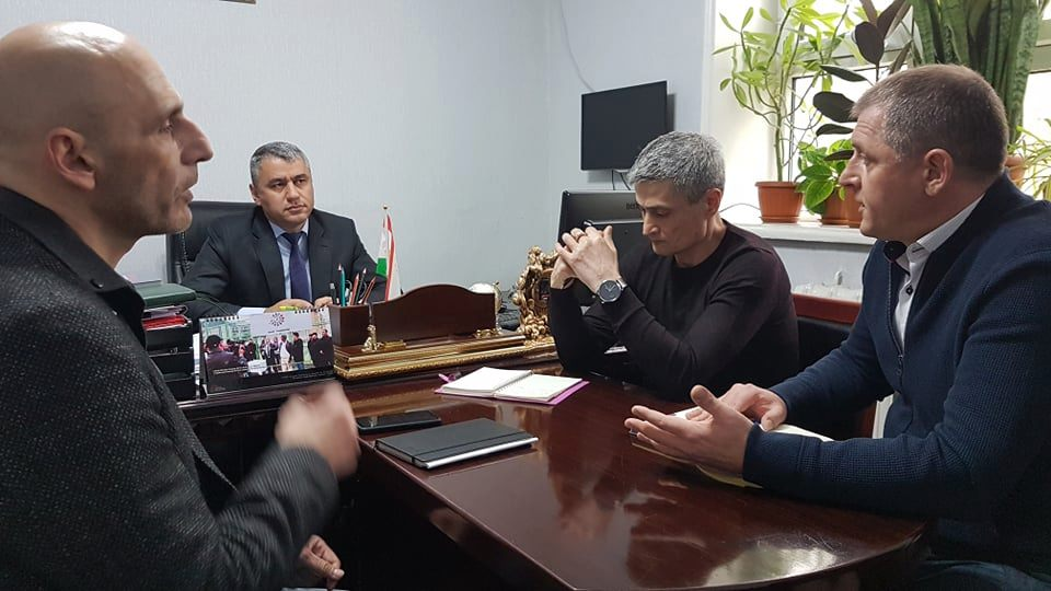 Experts of Budget Advocacy School conducted a working visit to the Republic of Tajikistan